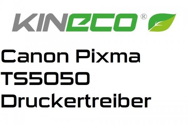 Canon-Pixma-TS5050-Druckertreiber
