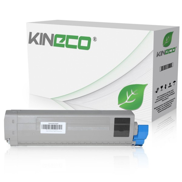 Toner kompatibel zu OKI C822 44844616 XL Schwarz