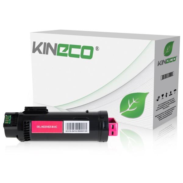 Toner kompatibel zu Dell H625 5PG7P 593-BBRV XL Magenta