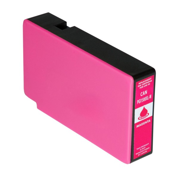 Tintenpatrone kompatibel zu Canon PGI-1500XLM 9194B001 XL Magenta