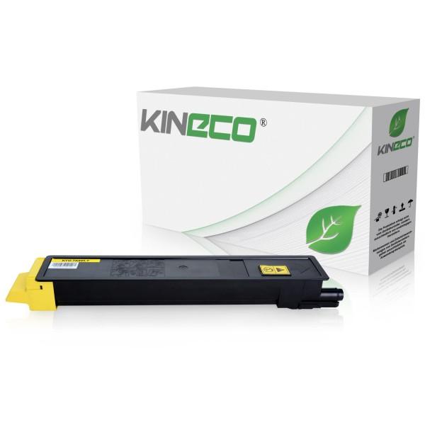 Toner kompatibel zu Kyocera TK-895Y 1T02K0ANL0 XL Yellow