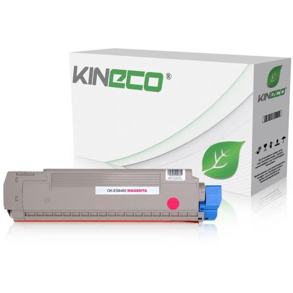 Toner kompatibel zu OKI ES8460 44059230 XL Magenta