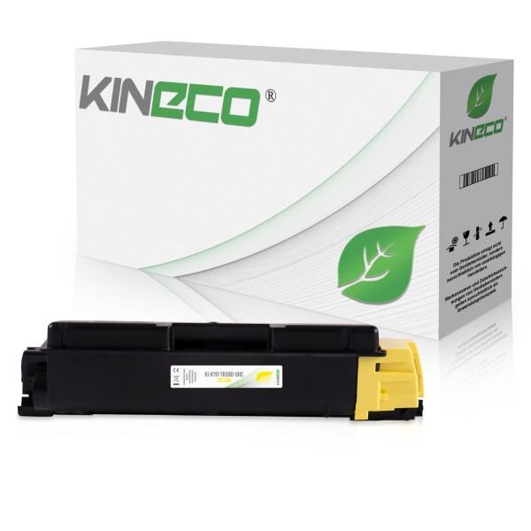 Toner kompatibel zu Kyocera TK-580Y 1T02KTANL0 XL Yellow