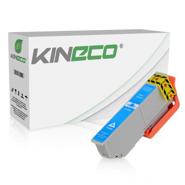 Tintenpatrone kompatibel zu Epson Stylus XP530 33XL C13T33624010 XL Cyan