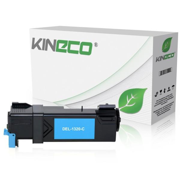 Toner kompatibel zu Dell 1320 KU051 593-10259 XL Cyan
