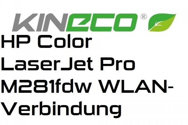 HP-Color-LaserJet-Pro-M281fdw-WLAN-Verbindung