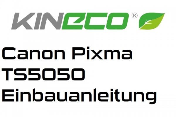 Canon-Pixma-TS5050-Einbauanleitung