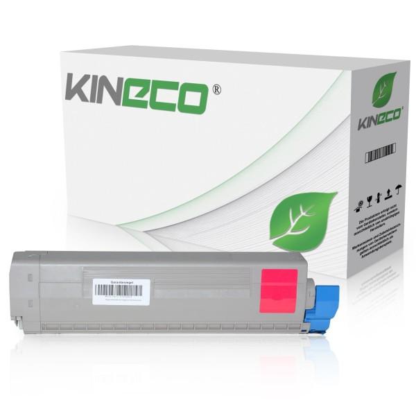 Toner kompatibel zu OKI C822 44844614 XL Magenta