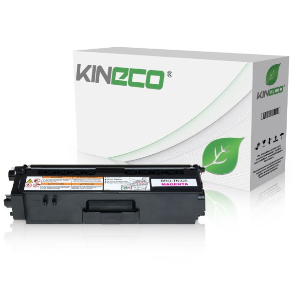 Toner kompatibel zu Brother TN-325M XL Magenta