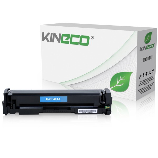 Toner kompatibel zu HP 201A CF401A XL Cyan