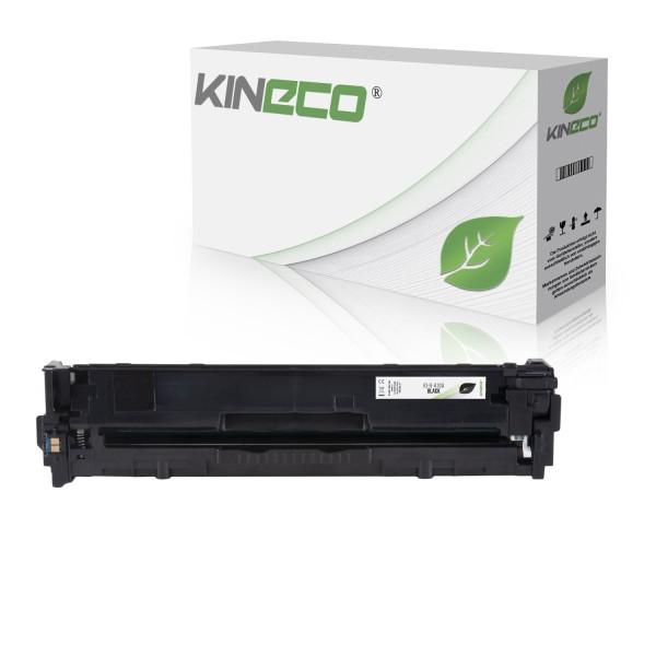 Toner kompatibel zu HP 410A CF410A XL Schwarz