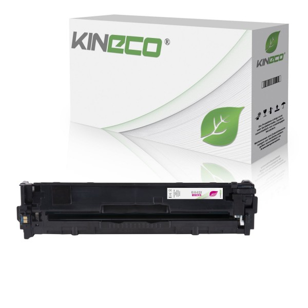 Toner kompatibel zu HP 410X CF413X XL Magenta