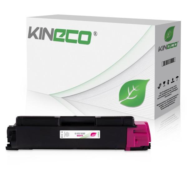 Toner kompatibel zu Kyocera TK-580M 1T02KTBNL0 XL Magenta