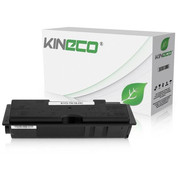 Toner kompatibel zu Kyocera TK-18 1T02FM0EU0 XL Schwarz