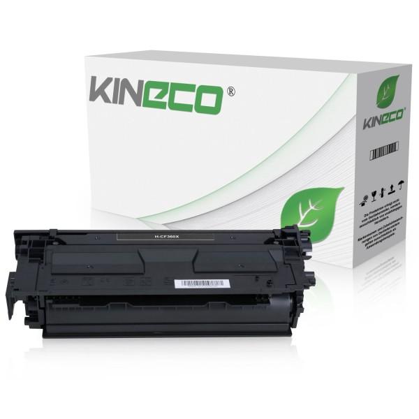 Toner kompatibel zu HP 508X CF360X XL Schwarz