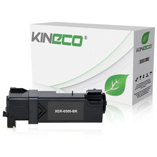 Toner kompatibel zu Xerox Phaser 6500 106R01597 XL Schwarz