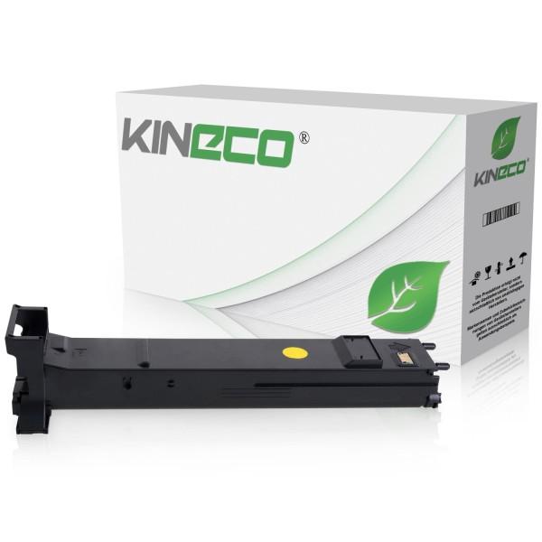 Toner kompatibel zu Konica TN-318Y A0DK253 XL Yellow