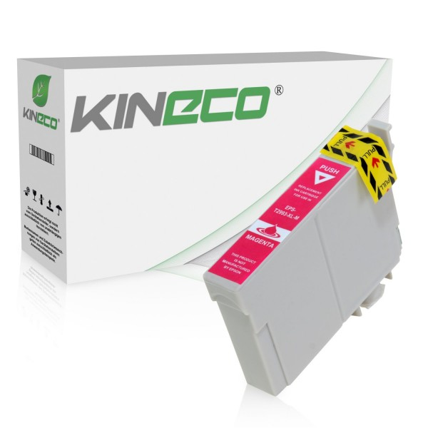 Tintenpatrone kompatibel zu Epson Stylus XP235 29XL C13T29934010 XL Magenta