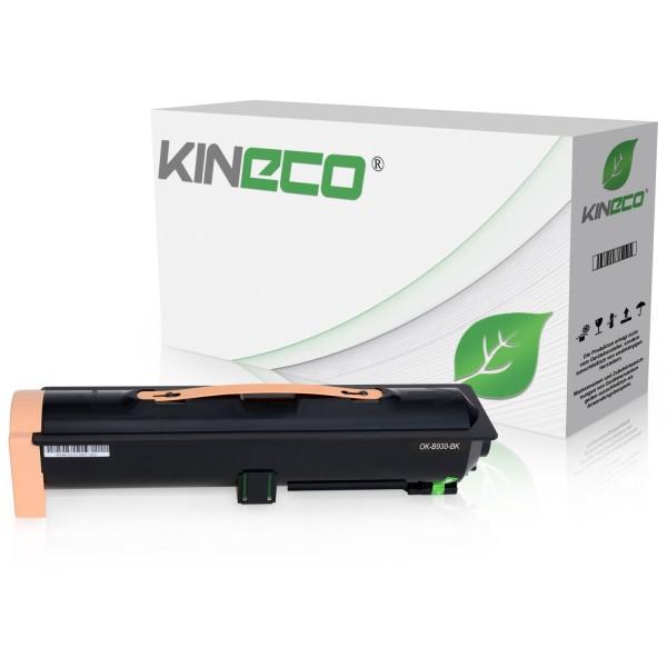 Toner kompatibel zu OKI B930 1221601 XL Schwarz