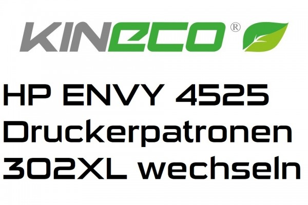 HP-ENVY-4525-Druckerpatronen-302XL-austauschen