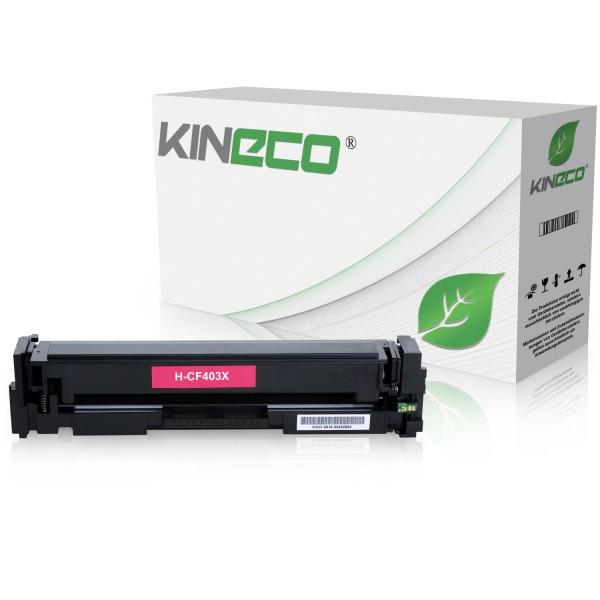 Toner kompatibel zu HP 201X CF403X XXL Magenta