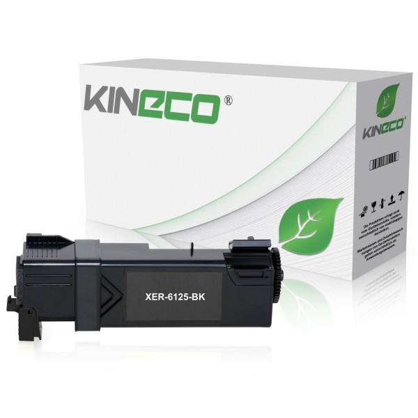 Toner kompatibel zu Xerox Phaser 6125 106R01334 XL Schwarz