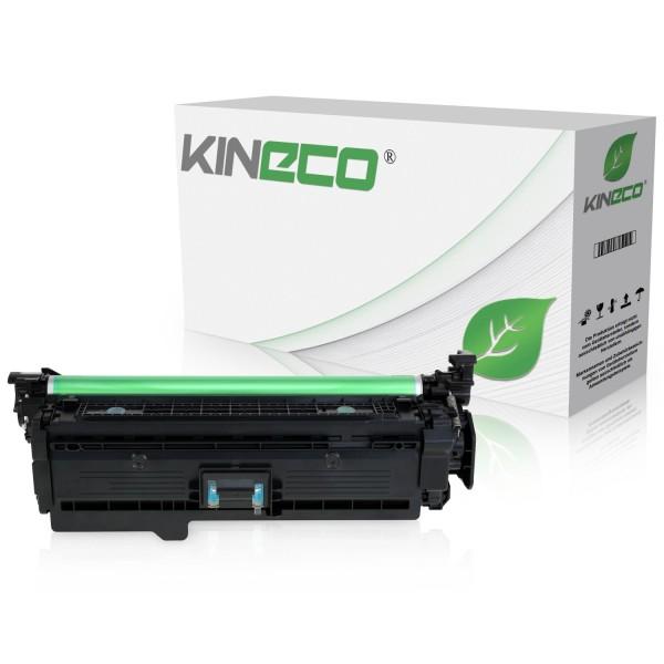 Toner kompatibel zu HP 507A CE401A XL Cyan