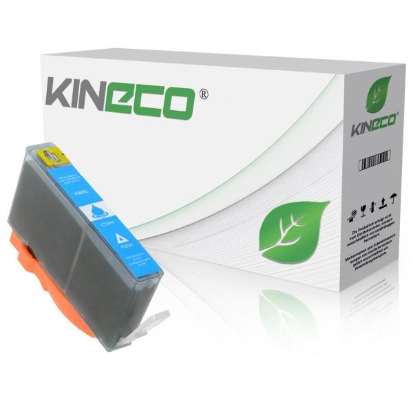 Tintenpatrone kompatibel zu HP 364XL CB323EE XL Cyan