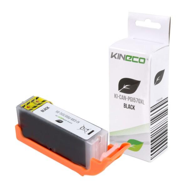 Tintenpatrone kompatibel zu Canon PGI-570PGBKXL 0318C001 XL Schwarz