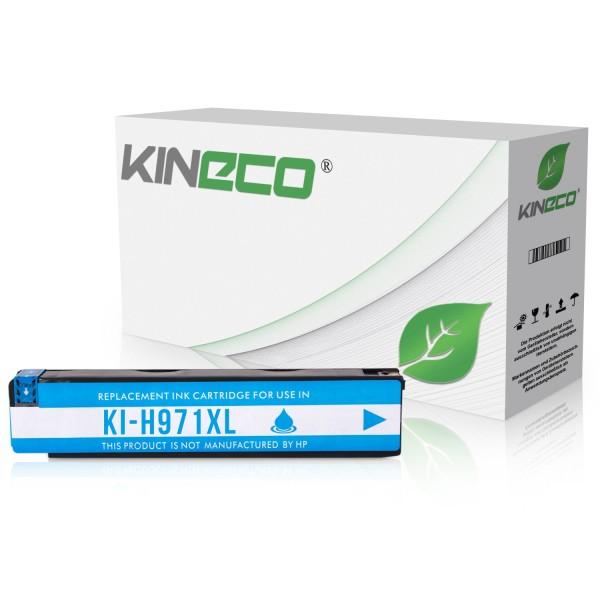 Tintenpatrone kompatibel zu HP 971XL CN626AE XL Cyan