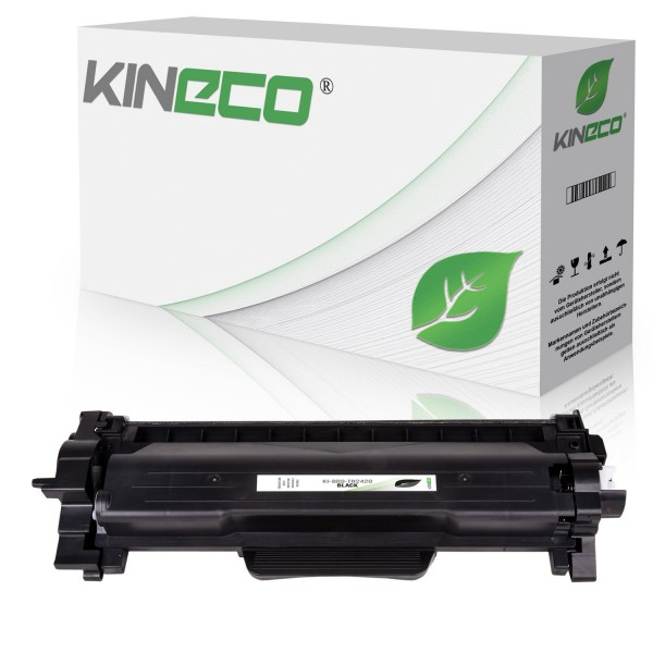 Toner kompatibel zu Brother TN-2420 XL Schwarz