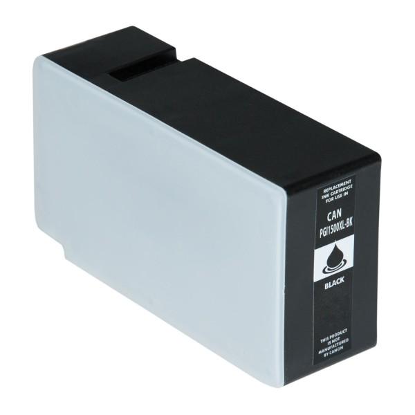 Tintenpatrone kompatibel zu Canon PGI-1500XLBK 9182B001 XL Schwarz